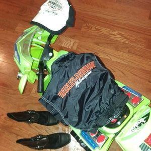 3/$20 Harley-Davidson jacket / windbreaker